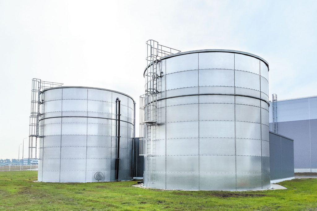 Резервуары из нержавеющей стали купить от международной компании ВИАТЭК